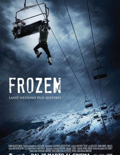 Frozen (2010) / artwork / M2 Pictures