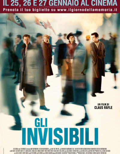 Gli Invisibili (2018) / localization / Lucky Red