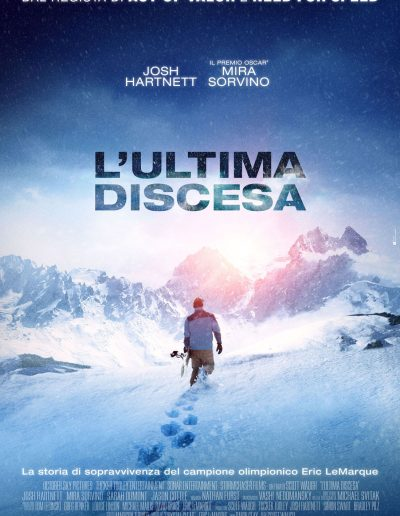 L'ultima discesa (2018) / artwork / M2 Pictures