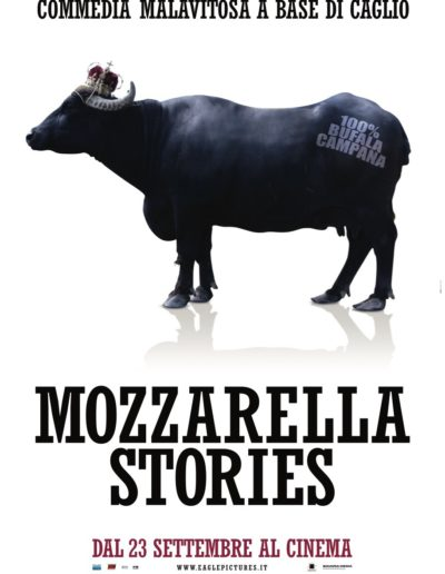 Mozzarella Stories (2011) / artwork / Eagle Pictures