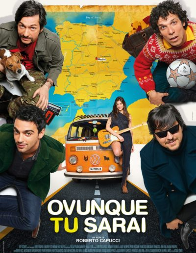 Ovunque Tu Sarai (2017) / Artwork / M2 Pictures