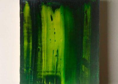 AB#03-2018 30x40cm oil on canvas