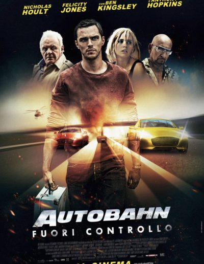 Autobahn - Fuori Controllo (2016) / artwork / M2 Pictures