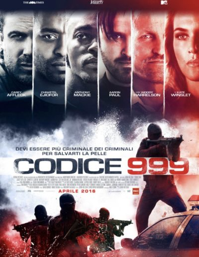 Codice 999 (2016) / artwork /  M2 Pictures
