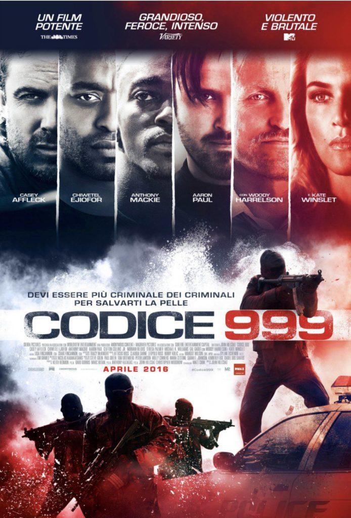 Codice 999 (2016) M2 Pictures