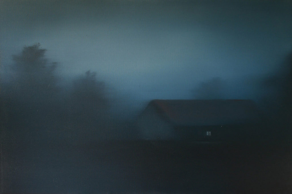 T#19-2009, 80x120cm, oil on canvas (Priv. collection)