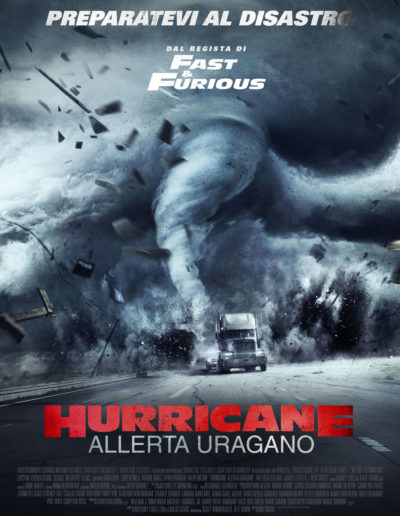 Hurricane - Allerta uragano (2018) / artwork / M2 Pictures