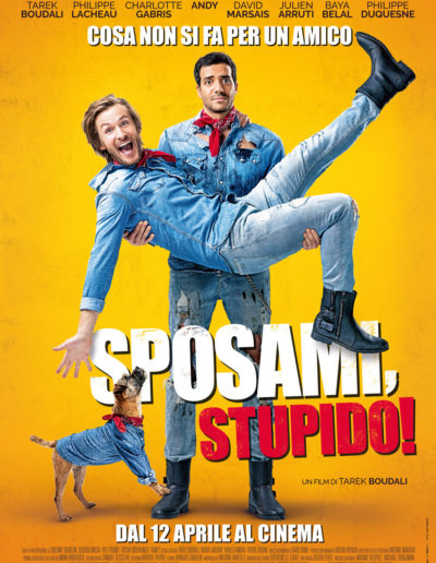 Sposami Stupido! (2018) / artwork / Koch Media