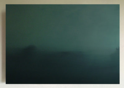 T#04 2007 oil on canvas 70x100cm - private collection