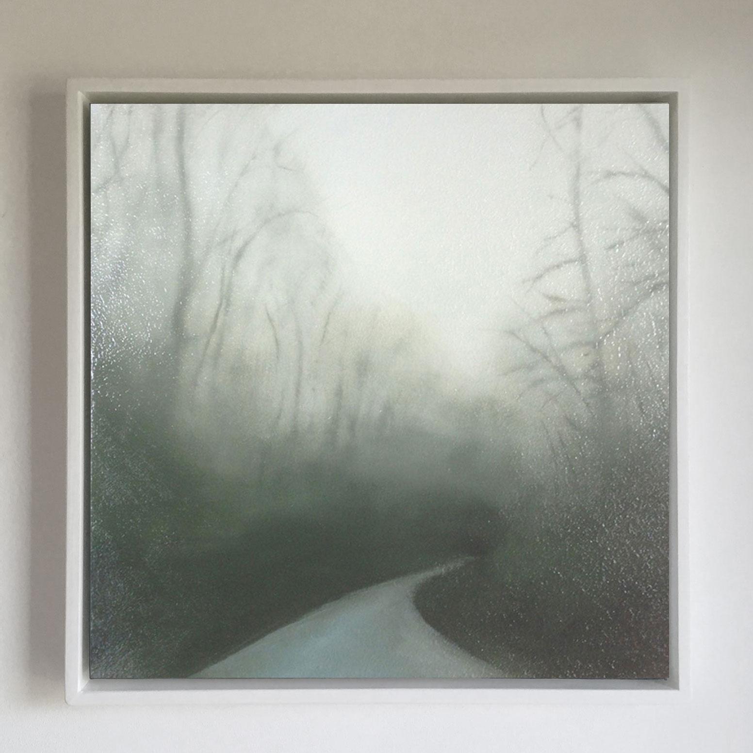 T#100-2016, oil on canvas, 45x45cm, priv. coll.
