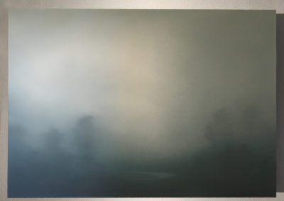 T#135 2019 oil on canvas 100x140cm