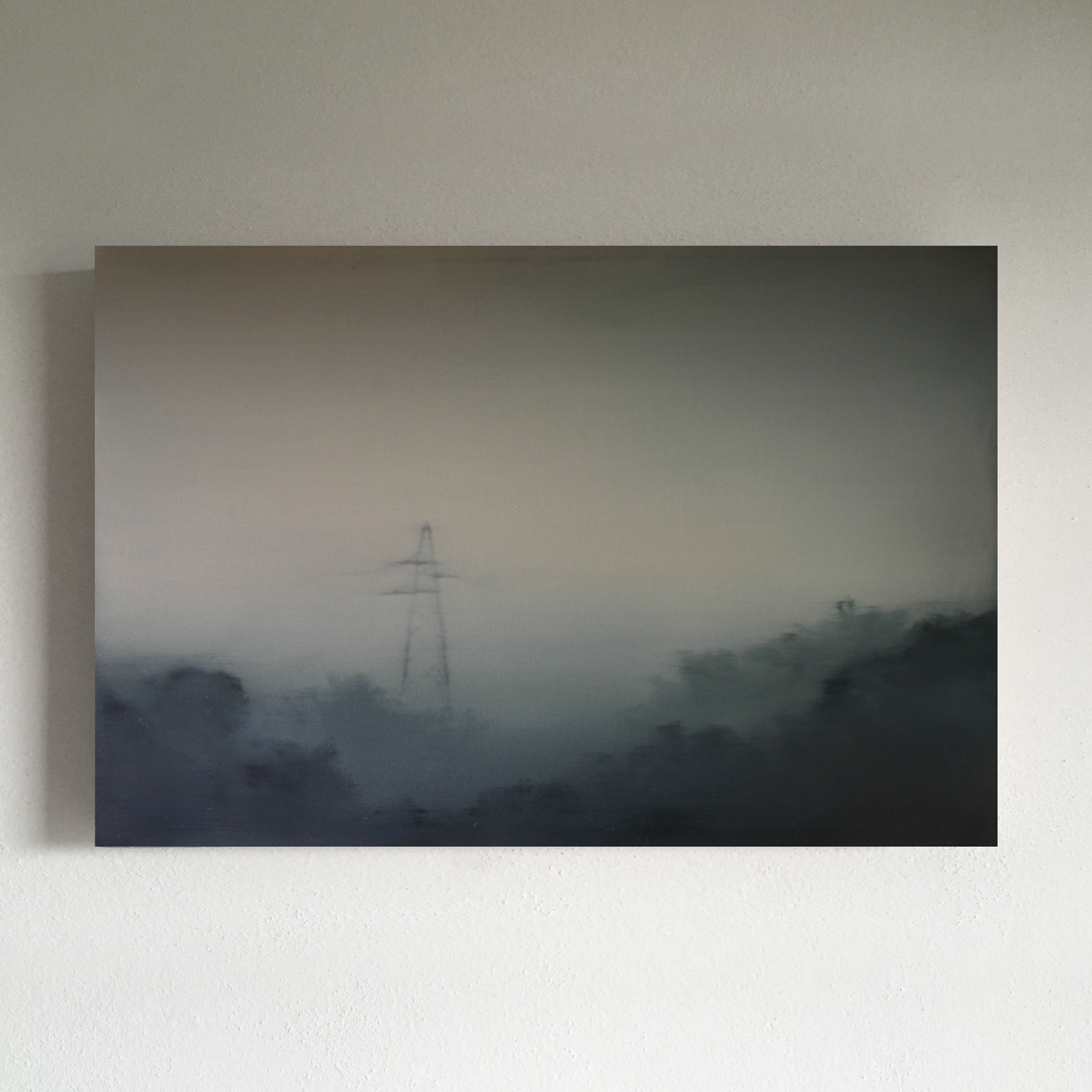 T#15-2009, 80x120cm, oil on canvas