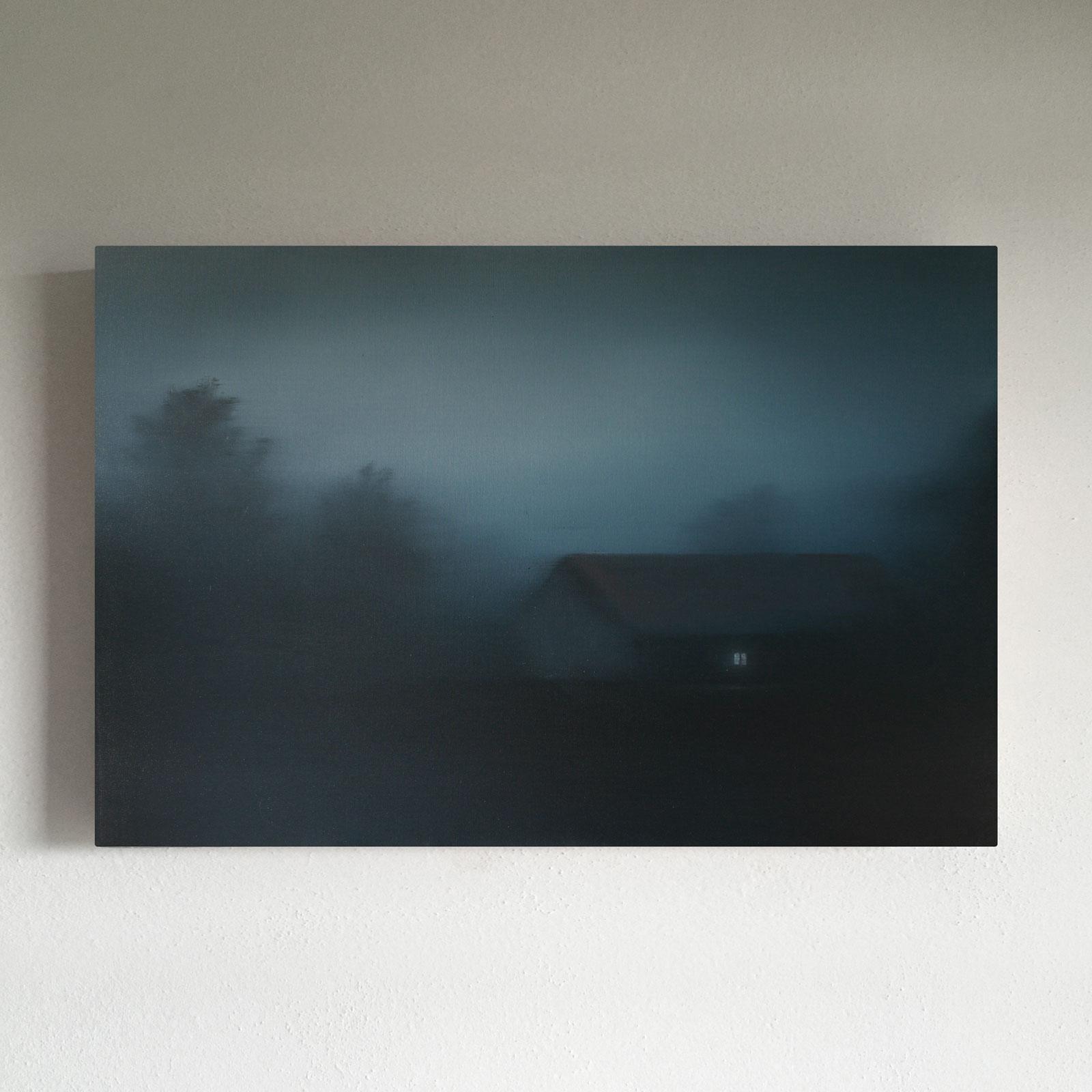 T#19-2009, oil on canvas, 80x120cm, priv. coll.
