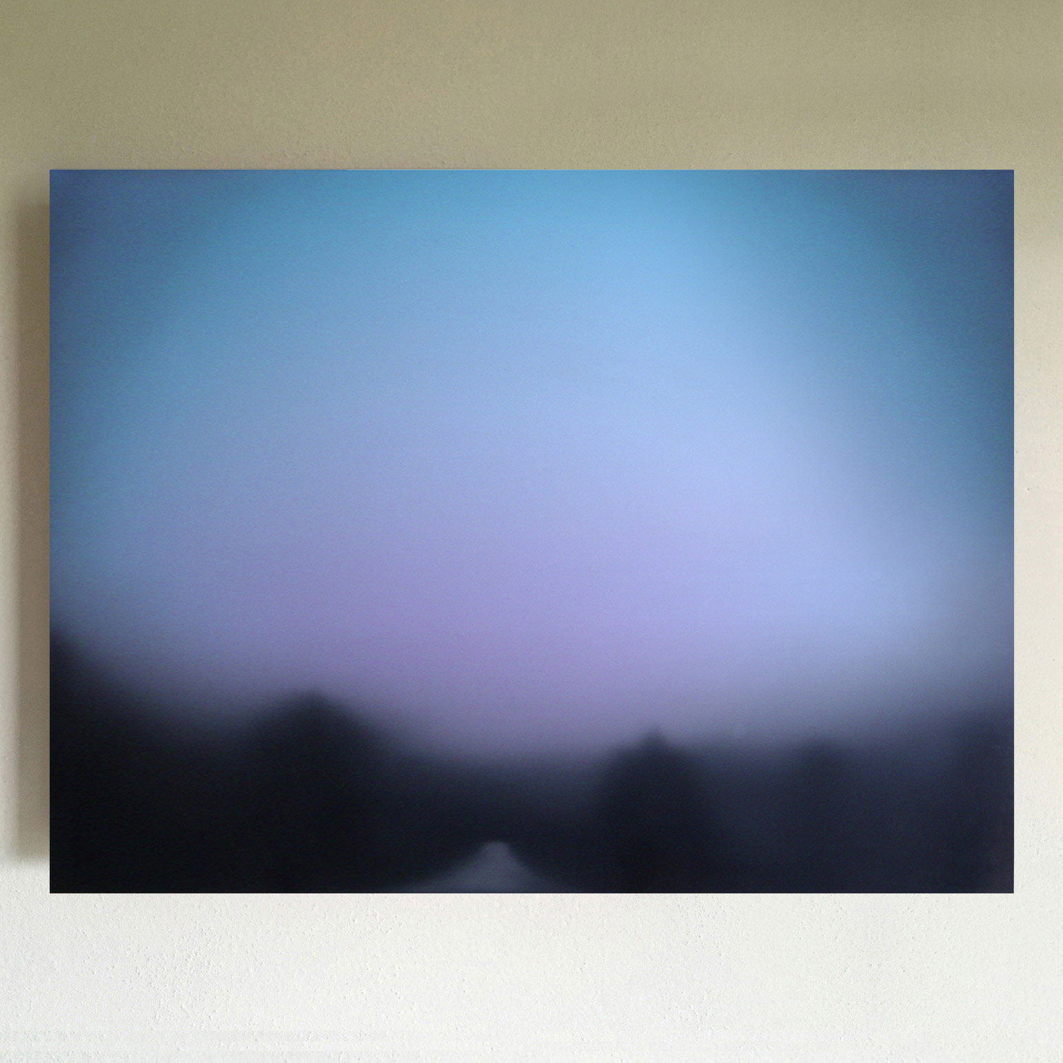 T#57-2010, oil on canvas, 90x120cm, priv. coll.