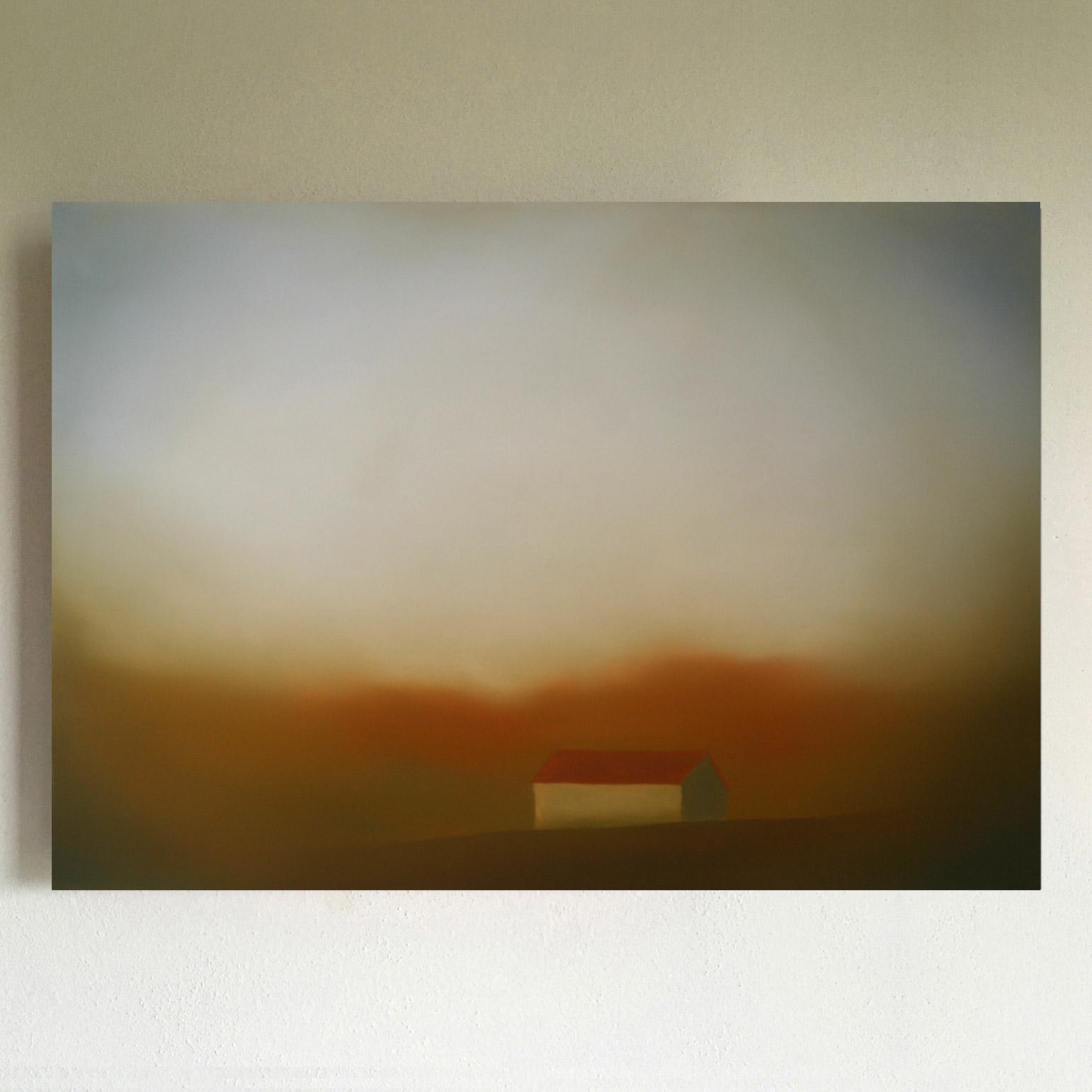 T#62-2010, oil on canvas, 70x100cm, priv. coll.