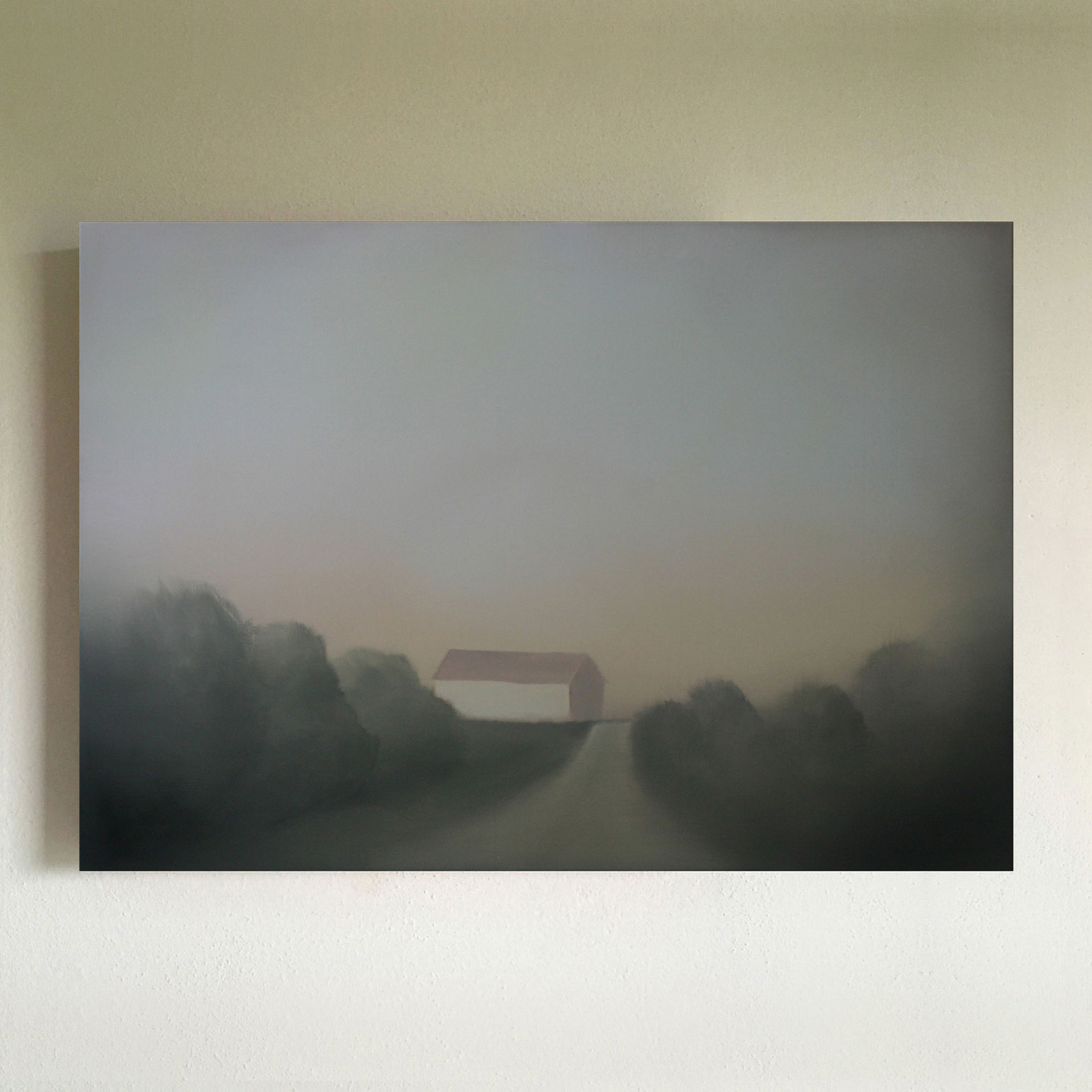 T#82-2011, oil on canvas, 70x100cm, priv. coll.