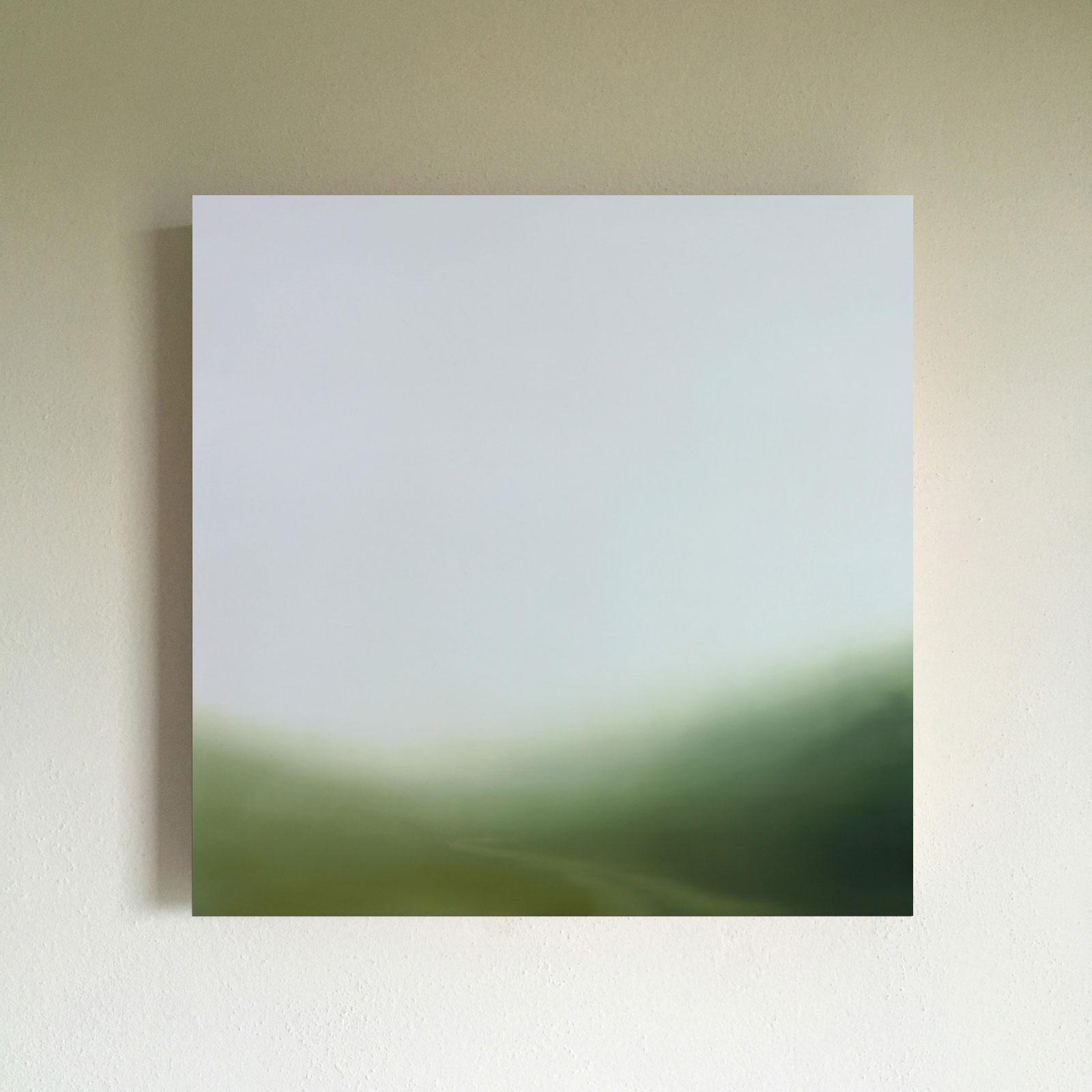 T#87-2012, oil on canvas, 45x45cm, Permanent Collection - Villa Vertua Masolo (MB)