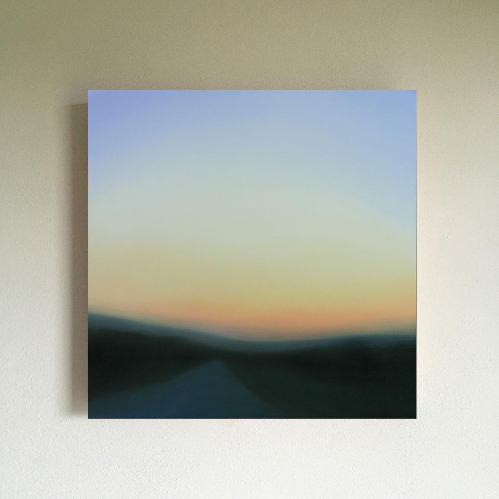 T88-2012, oil on canvas, 45x45cm, priv. coll.