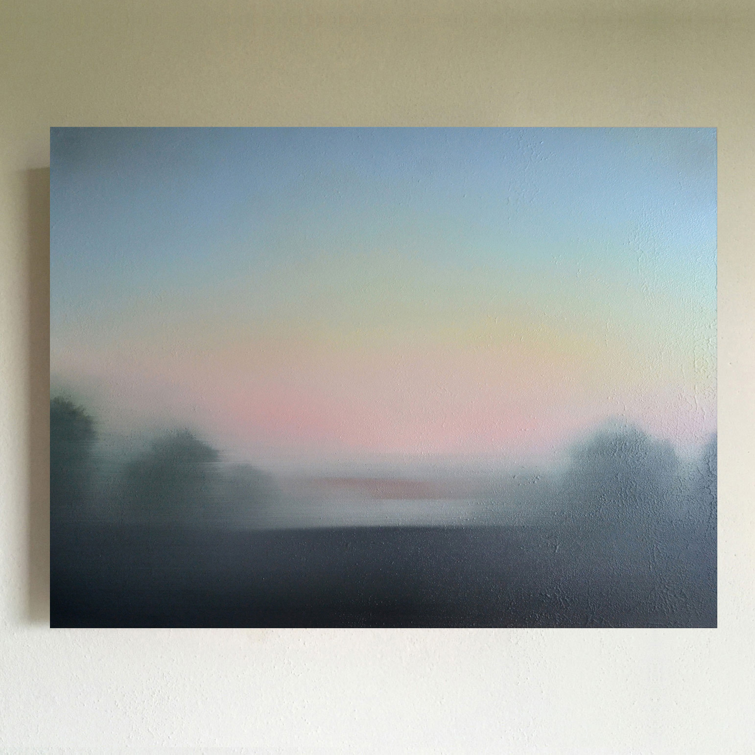 T#98-2015, oil on canvas, 90x110cm, priv. coll.