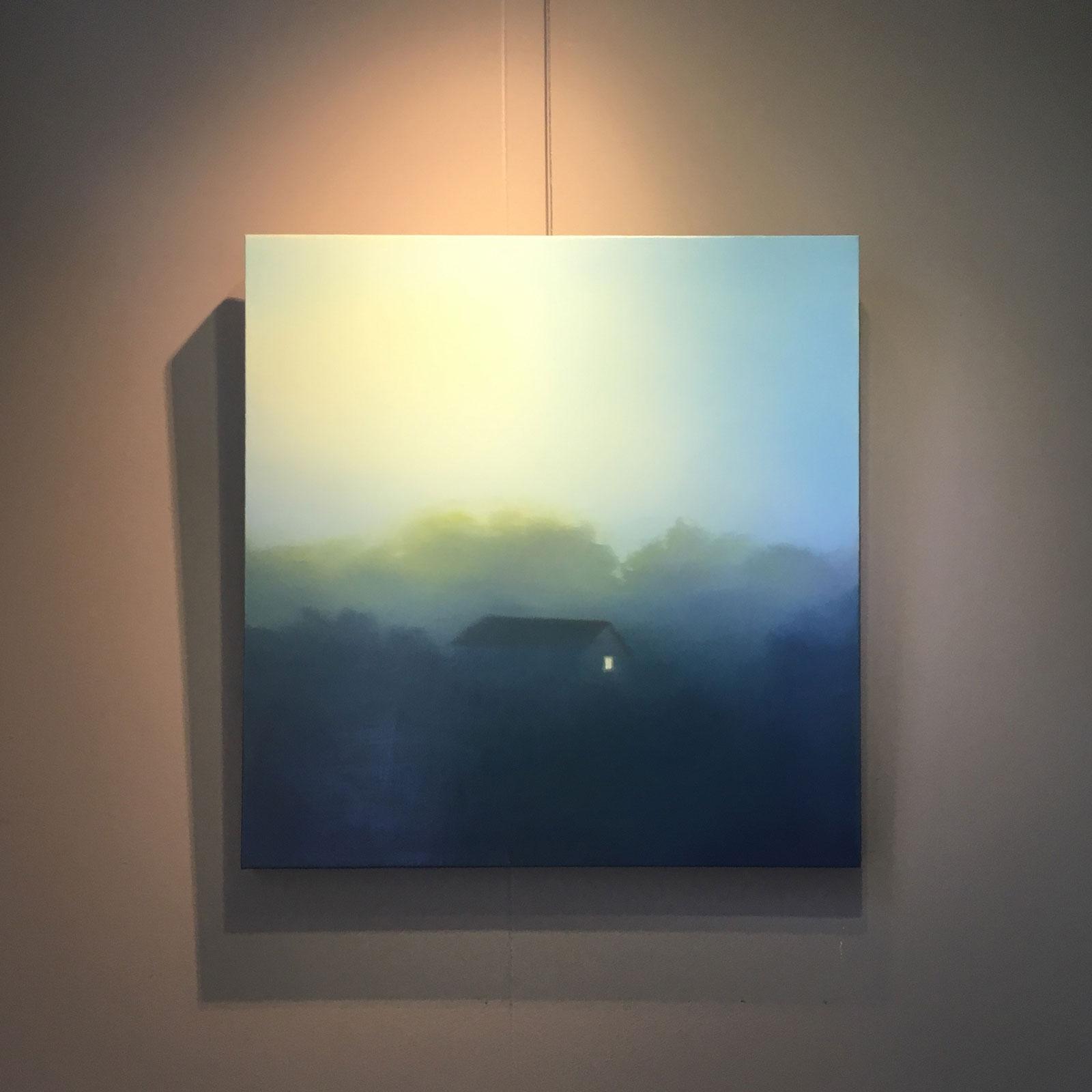 T#104-2017, oil on canvas, 50x50cm, priv. coll.