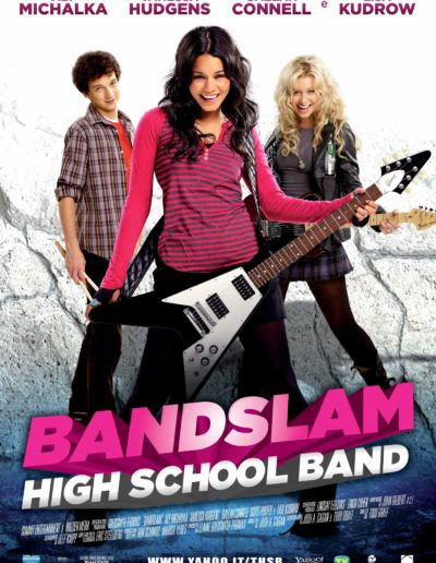 BandSlam (2009) / artwork / Eagle Pictures