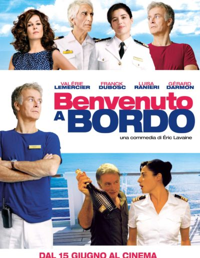 Benvenuto a Bordo (2011) / artwork / Eagle Pictures