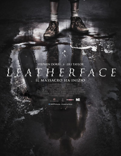Leatherface (2017) / artwork / M2 Pictures