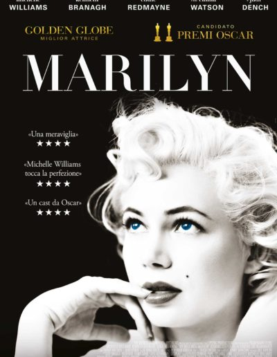 Marilyn (2011) / localization / Lucky Red