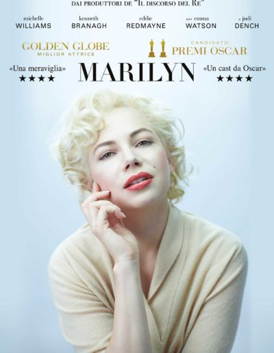 Marilyn (2011) / teaser / Lucky Red