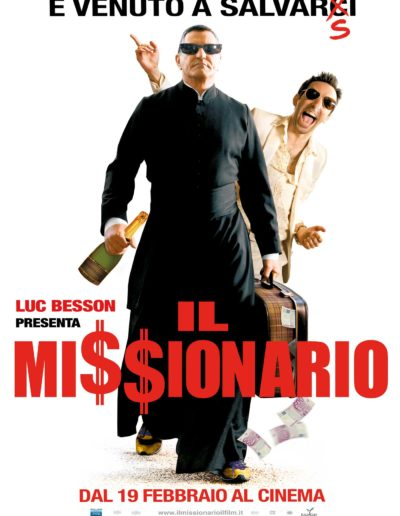 Il Missionario (2009) / restyling / Eagle Pictures