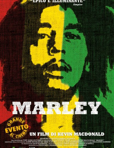 Marley (2012) / localization / Lucky Red