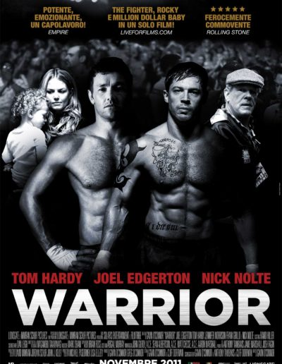 Warrior (2011) / artwork / M2 Pictures