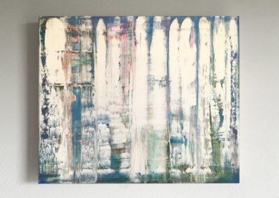 AB#01-2018 50x60cm oil on canvas