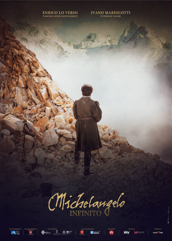 Michelangelo Infinito (2018) Lucky Red