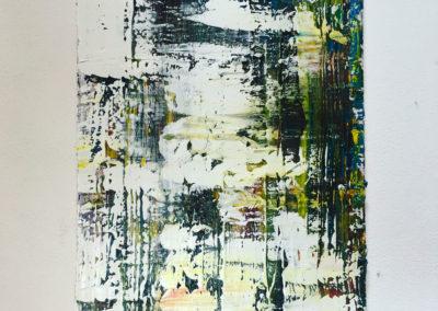 AB#04-2019 30x40cm oil on canvas