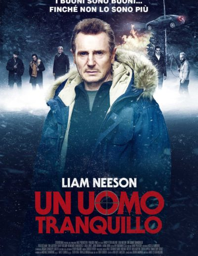 Un uomo tranquillo (Cold pursuit) (2019) / artwork / Eagle Pictures