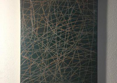 AB#07-2019 50x40cm oil on canvas