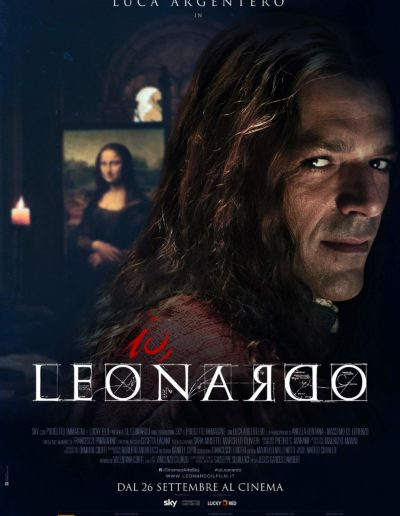 Io Leonardo (2019) / artwork / Lucky Red