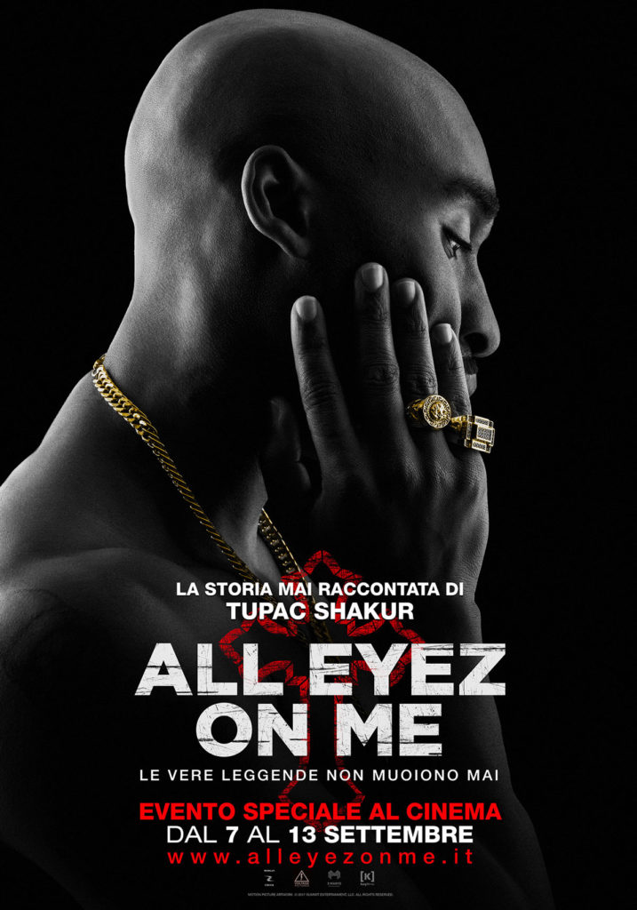 All eyez on me (2017) / localization / Lucky Red