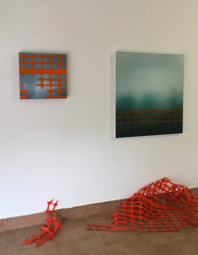 Land Consumption (installation view)