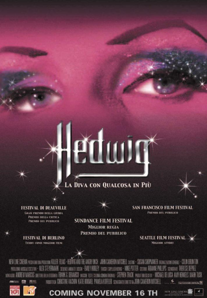 Hedwig la diva con qualcosa in più (2001) / artwork / nexo