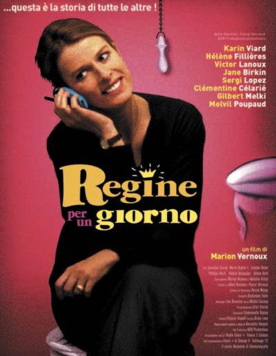 Regine Per un Giorno (2001) / Artwork / Nexo