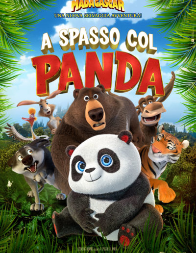 A Spasso Col Panda (2019) / Artwork / M2 Pictures