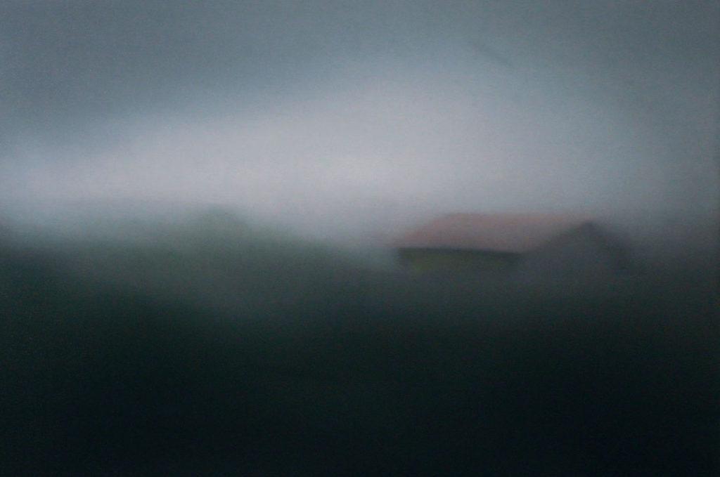 Federico Mazza T#14-2009, 80x120cm, oil on canvas (Priv. collection)