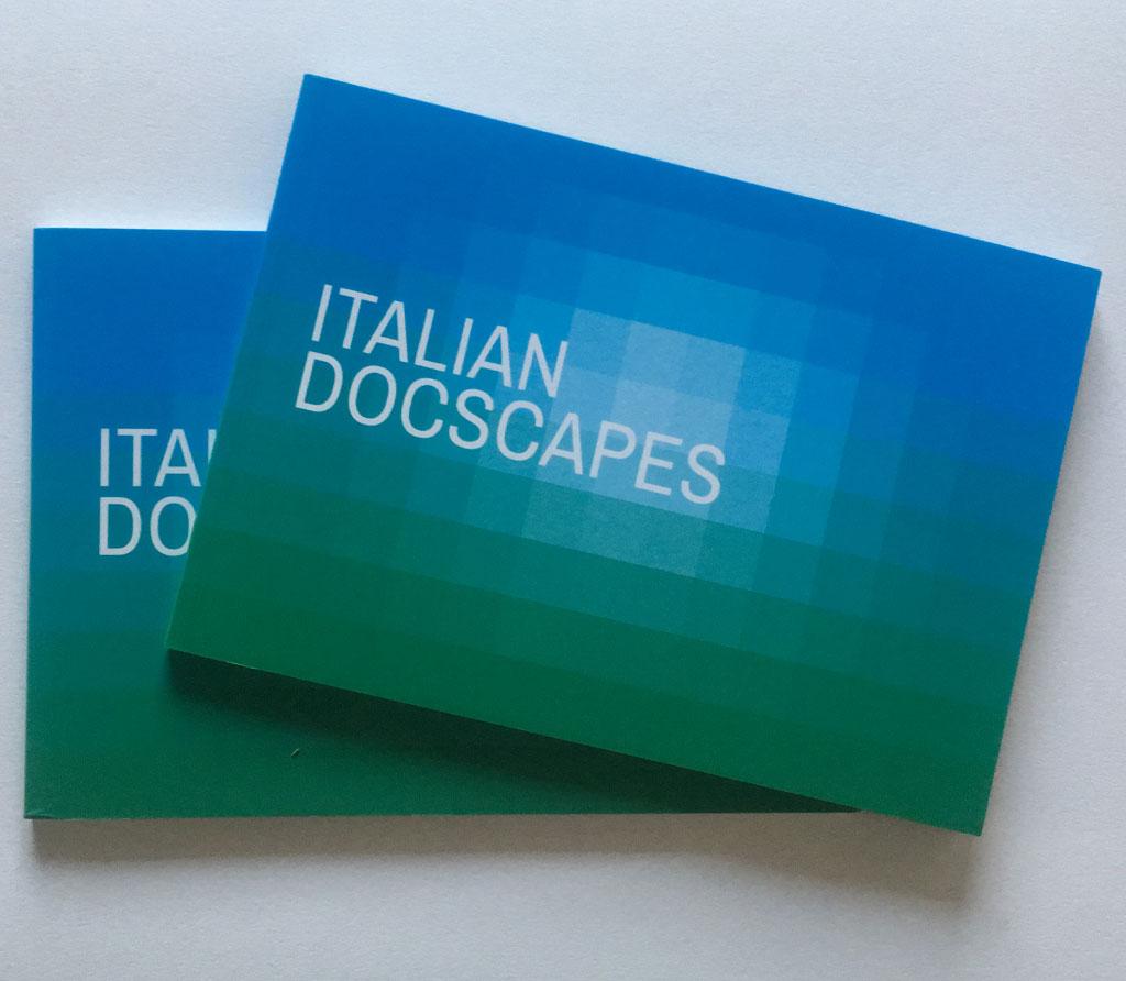 IDFA 2019 Italian landscapes