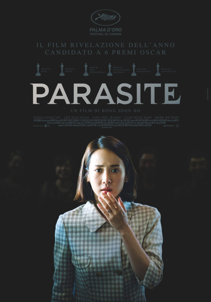 Parasite (2019) Academy Two