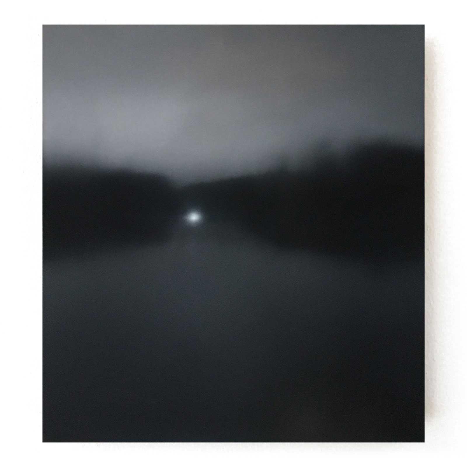Federico Mazza T#149-2019, 80x73cm, oil on canvas